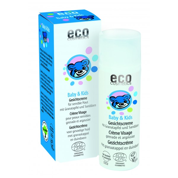 ECO Baby Gesichtscreme 50ml