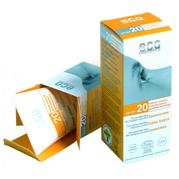 ECO Sonnencreme LSF 20 75ml