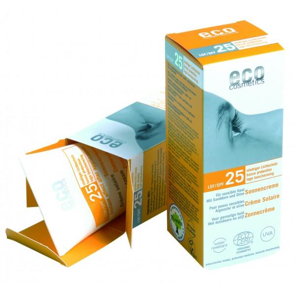 ECO Sonnencreme LSF 25 75ml