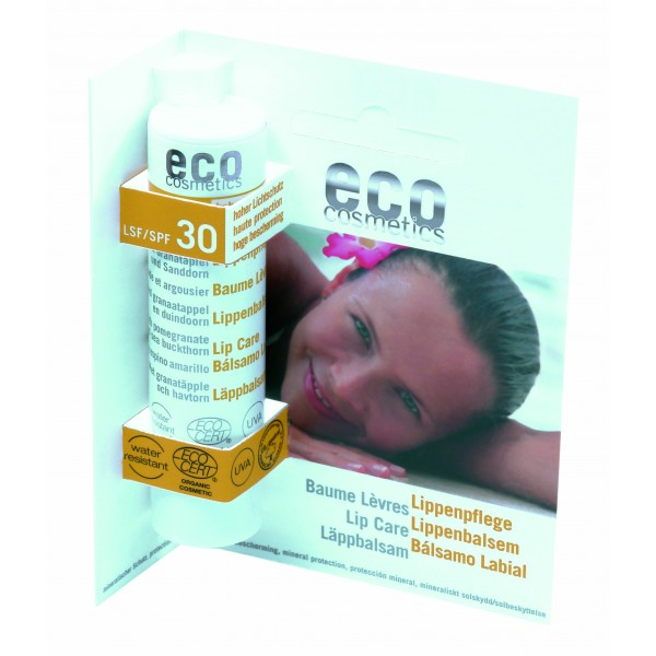 ECO Lippenpflegestift LSF 30 4g