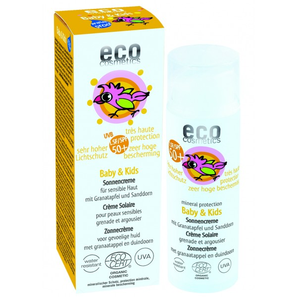 ECO Baby Sonnencreme LSF 50 50ml