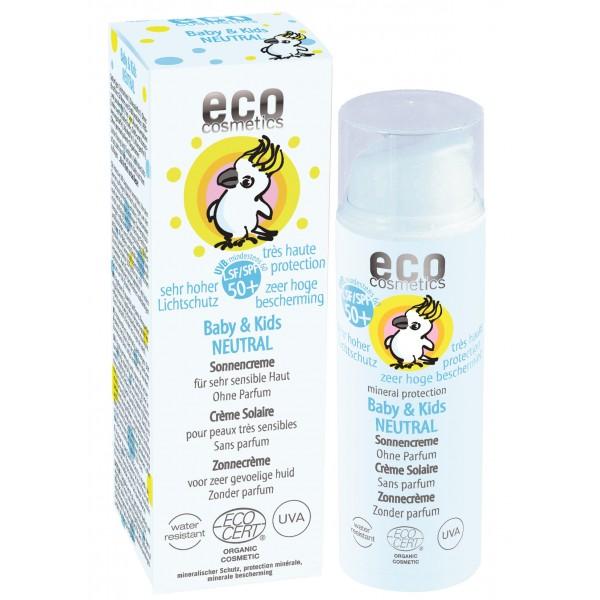 ECO Baby Sonnencreme LSF 50 neutral 50ml