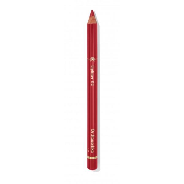 Dr. Hauschka Lipliner 02 warmes Rot Lippenkonturenstift 1,15 g