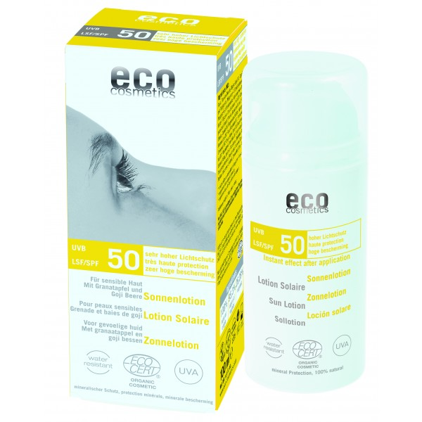 ECO Sonnenlotion LSF 50 100ml