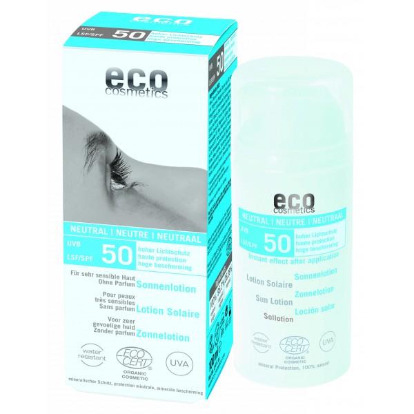 ECO Sonnenlotion LSF 50 neutral 100ml