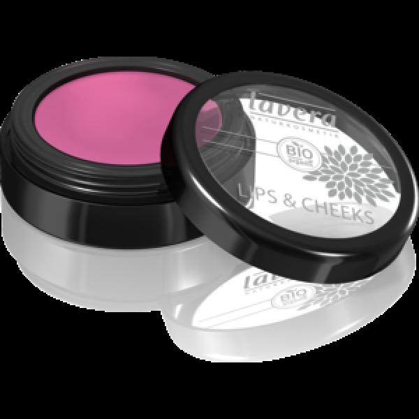 LIPS & CHEEKS - Pink Primrose 02 -