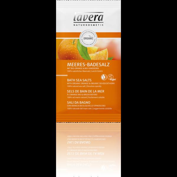 MEERES BADESALZ Bio Orange