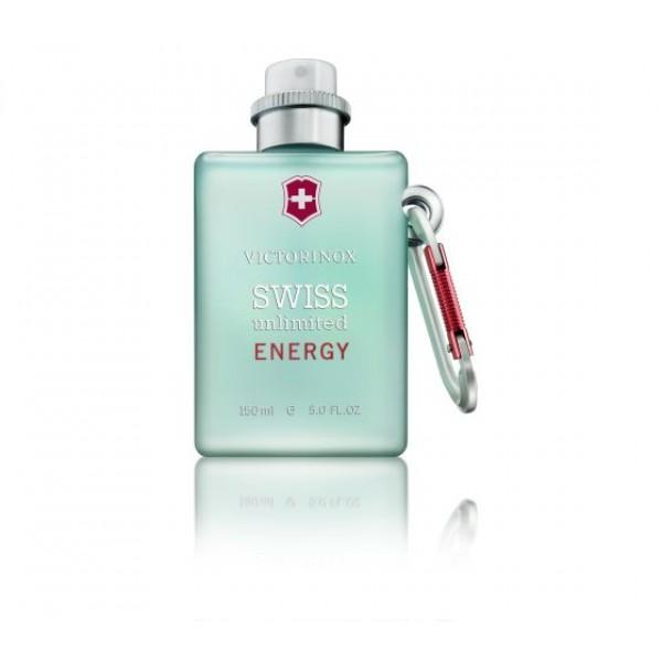 Victorinox Swiss Unlimited Energy Eau de Cologne 150 ml