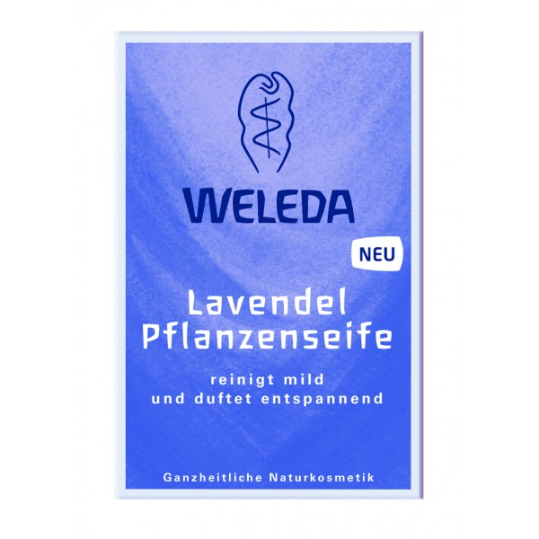 Lavendel Pflanzenseife
