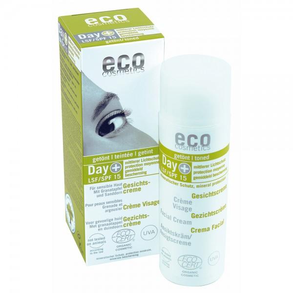 ECO Gesichtscreme LSF 15 getönt 50ml